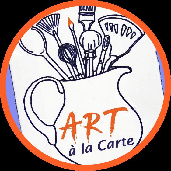 Art a la Carte Button