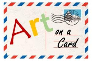 Art on a Card Auction