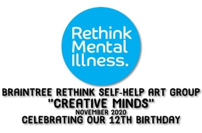 "Braintree Rethink ""Creative Minds"" Exhibition"